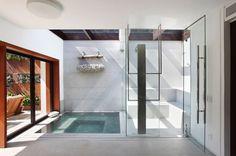 top salle de bains TEMPO HOUSE Brésil Photo Denilson Machado MCA Estudio