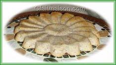Gâteau aux amandes sans farine.
