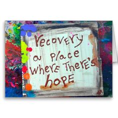 recovery where theres hope