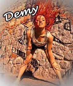 The Dance Club by Alimos: Our Dance Teachers  Demy Pelirroja  Reggaeton / Modern Instructor