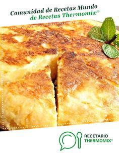 Tortilla de patatas con cebolla por joroca20. La receta de Thermomix<sup>®</sup> se encuentra en la categoría Verduras y hortalizas en www.recetario.es, de Thermomix<sup>®</sup> Cornbread, Avocado, Spain, Cooking, Ethnic Recipes, Food, Salads, Veggie Omelette, Recipes With Vegetables