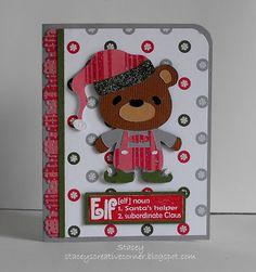 Stacey's Creative Corner: Teddy Bear Parade