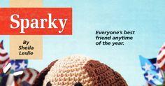 Crochet En Acción: Sparky