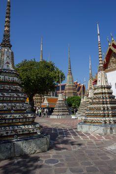 Wat Pho, Bangkok, Thailand.