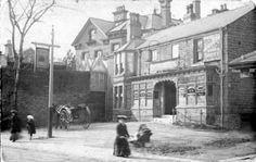 Bull's Head Hotel, 396 Fulwood Road   Sheffield