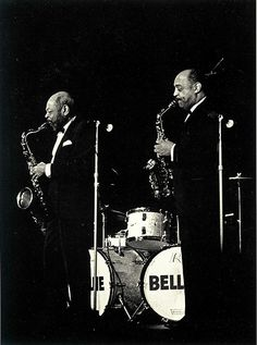 Coleman Hawkins and Benny Carter | Flickr - Photo Sharing!