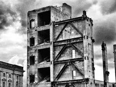 "Berlin - ""Palast der Republik"" in ruins"