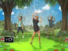Just Dance Kids 2 - Itsy Bitsy Spider (Wii Rip) #2017GummyBear