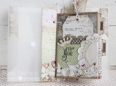 Sizzix Die Cutting Inspiration and Tips