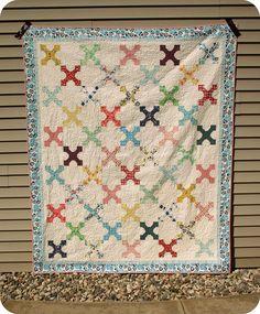 Vanilla & Blooms Quilt | Flickr - Photo Sharing!