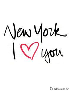 New York I <3 you!