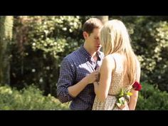This proposal. This video is amazing. so precious! omg. Almost made me cry. (notice all the best videos are of Christian couples ;)