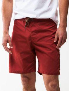 Men's Crimson Pennant Trunks