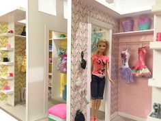 Awesome Decorar Casa Barbie that you must know, Youre in good company if you?re looking for Decorar Casa Barbie Barbie Furniture Tutorial, Diy Barbie Furniture, Dollhouse Furniture, Barbie Room, Barbie Dolls Diy, Barbie Clothes, Barbie Diorama, Doll House Crafts, Doll Crafts