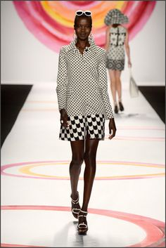 """New York has inaugurated yesterday the """"fashion month"""" of the Women's Collections Spring/Summer 2014"""