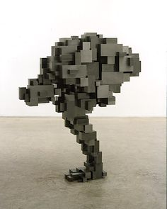 Antony Gormley. CLUTCH, 2007