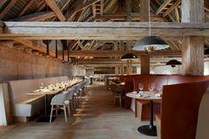 Brasserie et hôtel les Haras à Strasbourg par l'agence Jouin Manku / architecture et architecture d'intérieur / Yooko