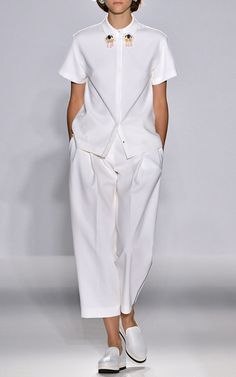 Mother of Pearl Spring/Summer 2015 Trunkshow Look 3 on Moda Operandi