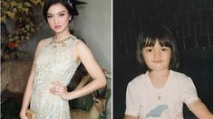 Instagram Raline Shah - Unggah Foto Masa Kecil, Netizen: Cantiknya Udah dari Lahir!