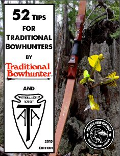 52 Tips for Traditional Bowhunters - FREE eBook - 52 Tips for Traditional Bowhunters - https://app.convertkit.com/landing_pages/32110
