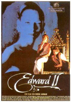 "QC216 - ""Edward II"" / Derek Jarman 1990 / Historical Drama / (Uk)"