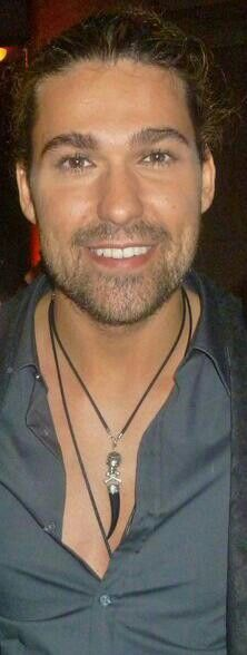 David Garrett-How can you not love that beautiful smile.