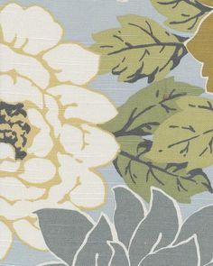 Home Decor Fabric-Robert Allen Basquiat Patina Fabric