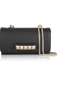 Valentino Va Va Voom leather shoulder bag | NET-A-PORTER