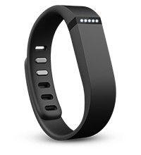 ソフトバンクがワイヤレスリストバンド型「Fitbit Flex」を国内提供、月額490円のヘルスケアサービス #iPhone