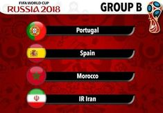 World Cup 2018 - Group B