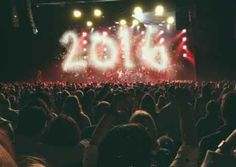 2016 Celebrations At Large Concert With Crowd And Band Playing