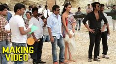 RakulPreet Singh|| Ramcharan Brucelee Movie Unseen Making Video ||