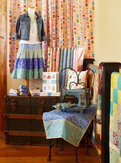 Sew Sweet Quilt Shop in Brunswick, Missouri, courts quilters with ... : list of quilt shops - Adamdwight.com