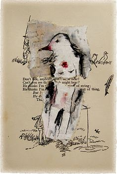 Bird On A Wire by Lynne Hoppe