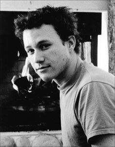 Heath Ledger... i love you... <3
