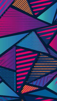 Neon colorful triangles pattern iphone 6 wallpaper fresh cellphone background wallpaper of 15 elegant neon colorful Ps Wallpaper, Artistic Wallpaper, Whatsapp Wallpaper, Geometric Wallpaper, Colorful Wallpaper, Mobile Wallpaper, Pattern Wallpaper, Paintable Wallpaper, Phone Backgrounds