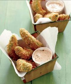 Recetas originales con aguacate Baked Avocado Fries, Cooking Avocado, Whats Gaby Cooking, Snack Recipes, Healthy Recipes, Snacks, Food Diary, Yummy Appetizers, Vegan Dishes