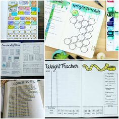 12 Bullet Journal Ideas That'll Keep Your Weight Loss On Track