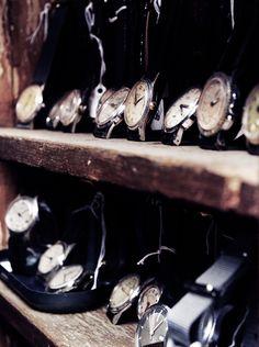 Vintage Watches #vintageshowrooms