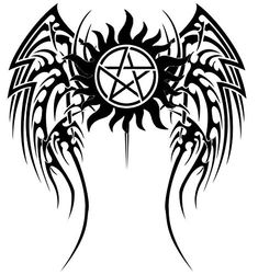 "Anti-Possession Symbol Car Decal Sticker Supernatural catholic voodoo demons (7"" inch) %SALE% #carscampus"