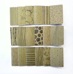 Notizhefte - nature notebook - ein Designerstück von Emadam bei DaWanda