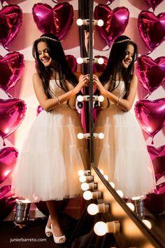 Junior Barreto, fotógrafo de casamento em Natal RN e Destination Wedding Victoria Secret Party, Victoria Secrets, 11th Birthday, Birthday Parties, Pink Parties, Prom Dresses, Formal Dresses, Quinceanera, Photo Sessions