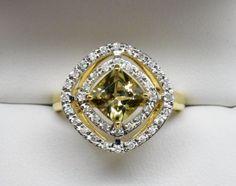1-24-Ct-Cushion-Cut-Zultanite-20-Ct-Diamond-Ring-14k-Solid-Gold-NWT-YG-RA01477