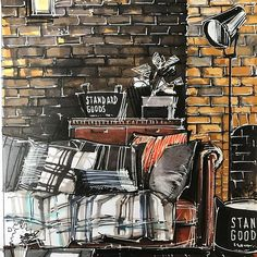 #sketch #interiorsketcher #interiorsketch #sketching #art #arq #architect #archisketcher #design #draw #markers #эскиз #рисунок #набросок #скетч #рисунокмаркерами #интерьер