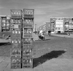 1950ca. Van Karnebeekstraat, Geuzenveld