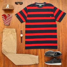 Outfit grid - Dennis the Menace