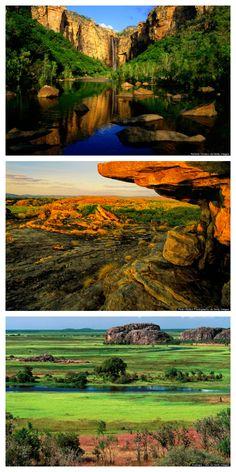 Incredible vistas from Australia's Kakadu National Park