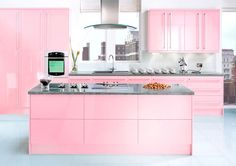 Okay, this is it....my dream kitchen!!!!! :) Betting my honey would let me do this. And I so would.