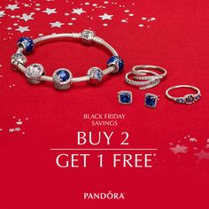 aa1be71c7 Today is the LAST DAY to enjoy a FREE PANDORA jewelry piece when you buy  any two full-priced styles.