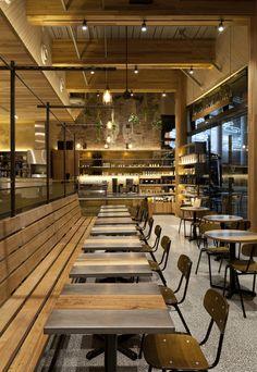 Pablo & Rusty's, Australia by Giant Design